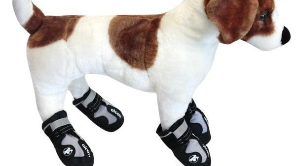 Dog Boots Use Hook and Loop