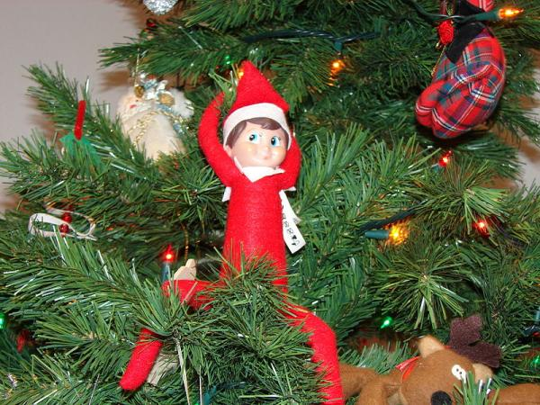 Elf on the Shelf Ideas Just in Time for Christmas