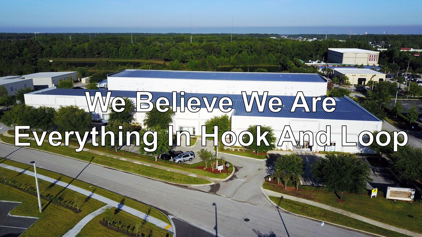 We Believe We Are Everything In Hook And Loop